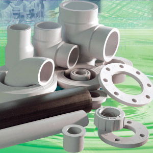 PP-H Pipe & Fittings