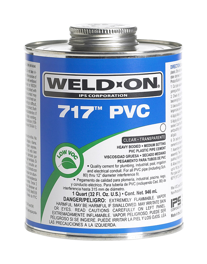 717(Adhesives for PVC)