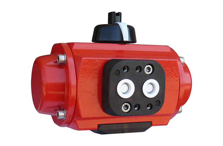 Rilsan Coatling Actuator