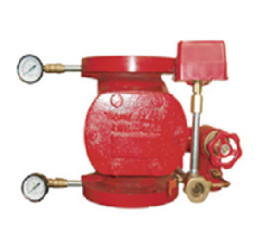 Fire Fighting Valve<br> (Alarm & Pre-Action)